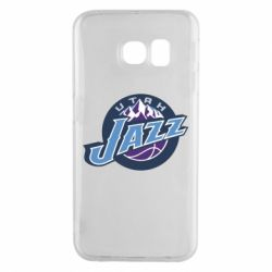 Чехол для Samsung S6 EDGE Utah Jazz - FatLine