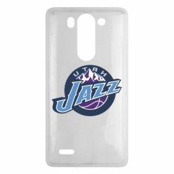 Чехол для LG G3 mini/G3s Utah Jazz - FatLine