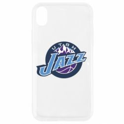 Чехол для iPhone XR Utah Jazz - FatLine