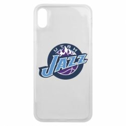Чехол для iPhone Xs Max Utah Jazz - FatLine