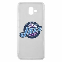 Чехол для Samsung J6 Plus 2018 Utah Jazz - FatLine