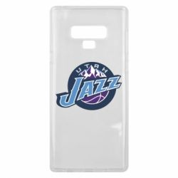 Чехол для Samsung Note 9 Utah Jazz - FatLine