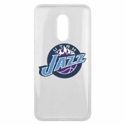 Чехол для Meizu 16 plus Utah Jazz - FatLine