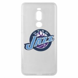 Чехол для Meizu Note 8 Utah Jazz - FatLine