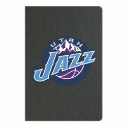 Блокнот А5 Utah Jazz - FatLine