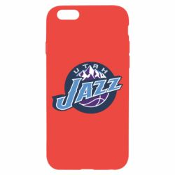 Чехол для iPhone 6/6S Utah Jazz - FatLine