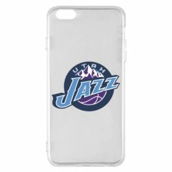 Чехол для iPhone 6 Plus/6S Plus Utah Jazz - FatLine