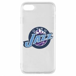 Чехол для iPhone 8 Utah Jazz - FatLine