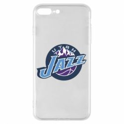 Чехол для iPhone 8 Plus Utah Jazz - FatLine