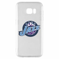 Чехол для Samsung S7 EDGE Utah Jazz - FatLine