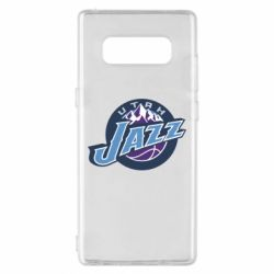 Чехол для Samsung Note 8 Utah Jazz - FatLine