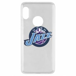 Чехол для Xiaomi Redmi Note 5 Utah Jazz - FatLine