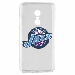 Чехол для Xiaomi Redmi Note 4 Utah Jazz - FatLine