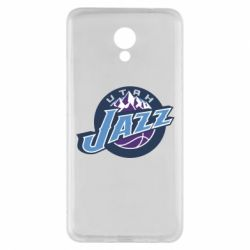 Чехол для Meizu M5 Note Utah Jazz - FatLine
