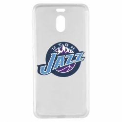 Чехол для Meizu M6 Note Utah Jazz - FatLine