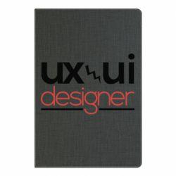 Блокнот А5 UX UI Designer - FatLine