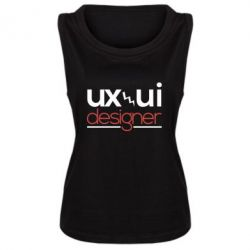 Майка жіноча UX UI Designer