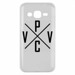 Чехол для Samsung J2 2015 V.V.P.C