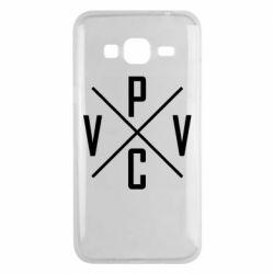 Чехол для Samsung J3 2016 V.V.P.C