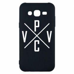 Чехол для Samsung J5 2015 V.V.P.C