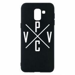 Чехол для Samsung J6 V.V.P.C