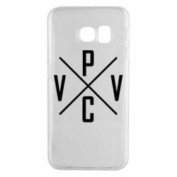 Чехол для Samsung S6 EDGE V.V.P.C