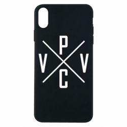 Чехол для iPhone Xs Max V.V.P.C