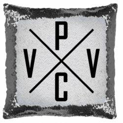Подушка-хамелеон V.V.P.C