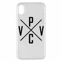Чехол для iPhone X/Xs V.V.P.C