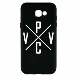 Чехол для Samsung A7 2017 V.V.P.C