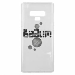 Чохол для Samsung Note 9 Вадим