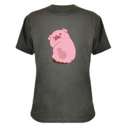 Камуфляжная футболка Vadlz - FatLine
