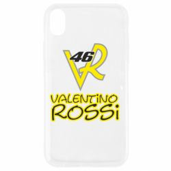 Чохол для iPhone XR Valentino Rossi 46