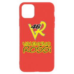 Чохол для iPhone 11 Valentino Rossi 46