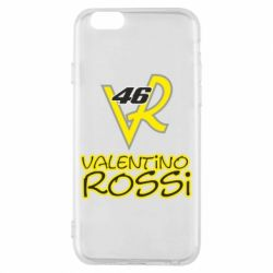 Чохол для iPhone 6/6S Valentino Rossi 46
