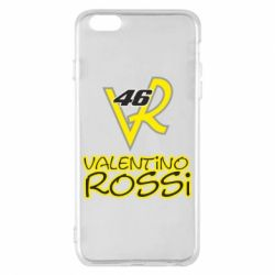 Чохол для iPhone 6 Plus/6S Plus Valentino Rossi 46