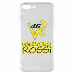 Чохол для iPhone 8 Plus Valentino Rossi 46