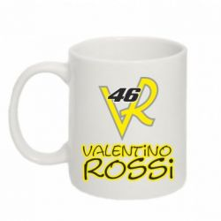 Кружка 320ml Valentino Rossi 46 - FatLine