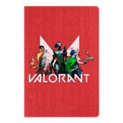 Блокнот А5 Valorant characters
