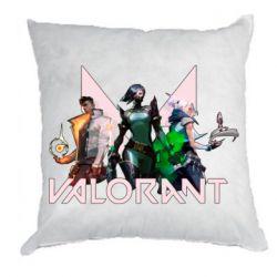 Подушка Valorant characters