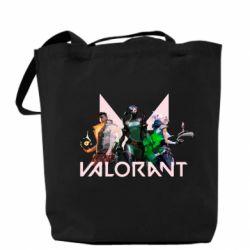 Сумка Valorant characters