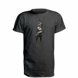 Подовжена футболка Valorant Cypher