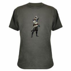 Камуфляжна футболка Valorant Cypher