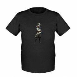 Дитяча футболка Valorant Cypher