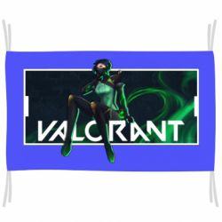 Прапор Valorant player