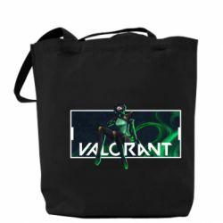Сумка Valorant player