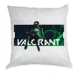 Подушка Valorant player