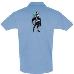Мужская футболка поло Valorant Sage