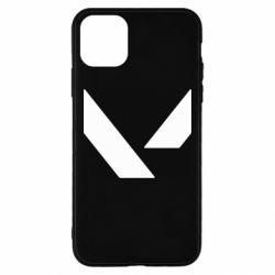 Чохол для iPhone 11 Pro Max Valorant sign