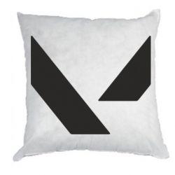 Подушка Valorant sign
